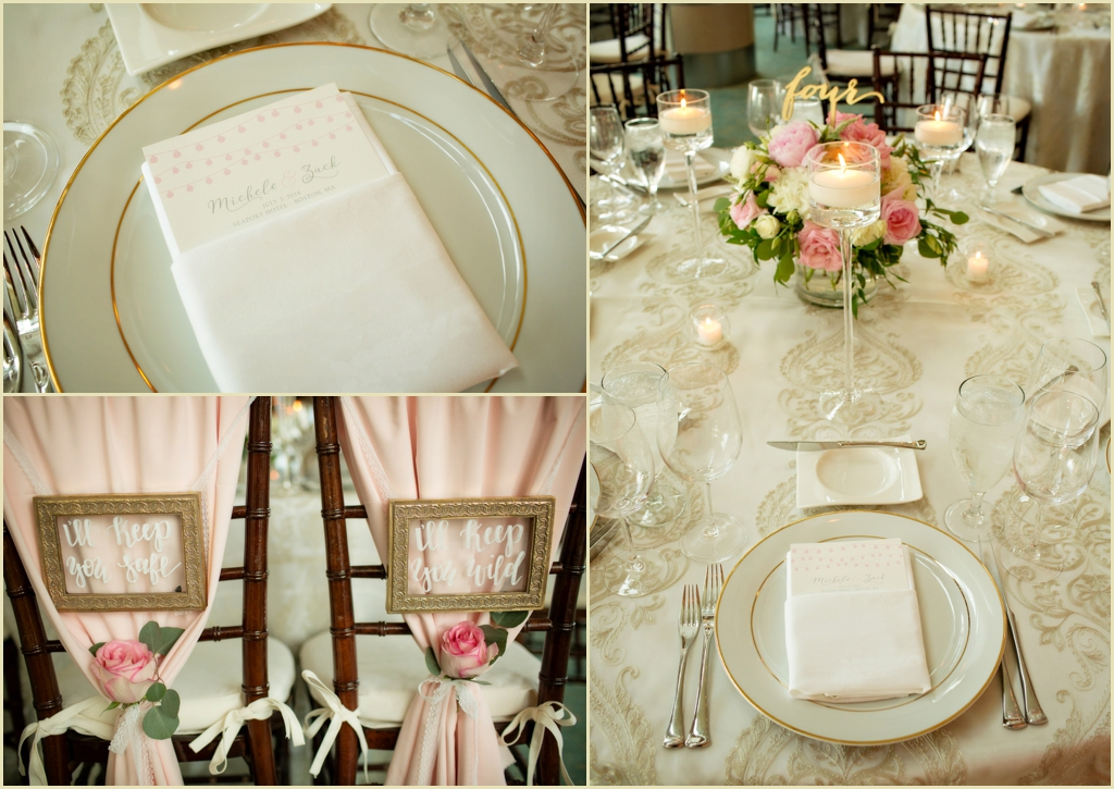 Seaport Hotel Boston Wedding MZ 025