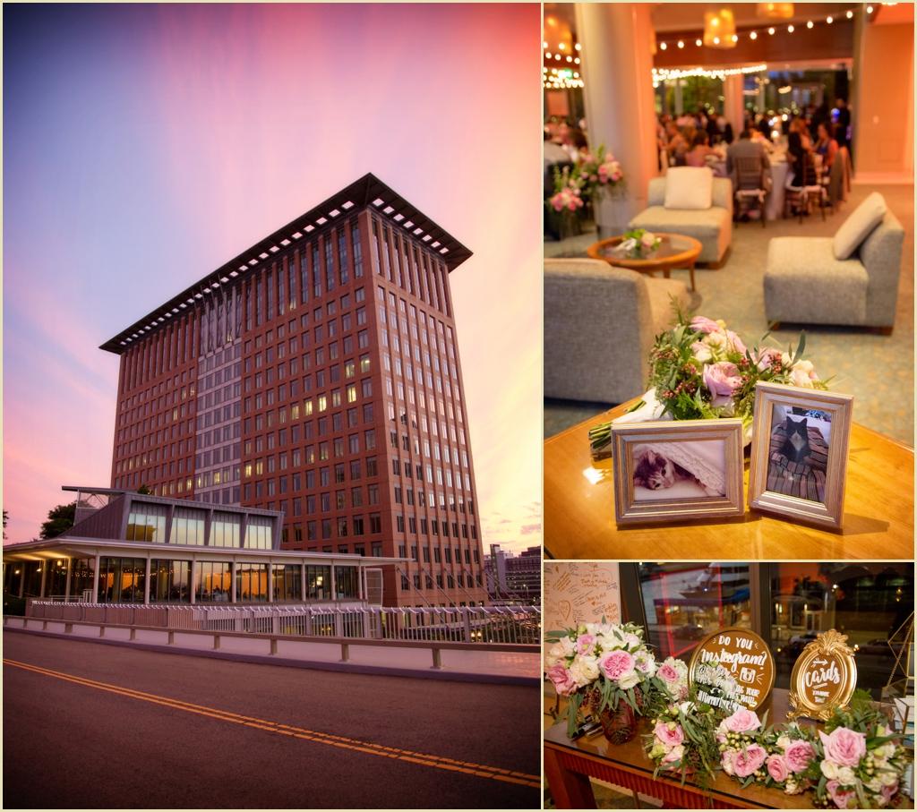 Seaport Hotel Boston Wedding MZ 028