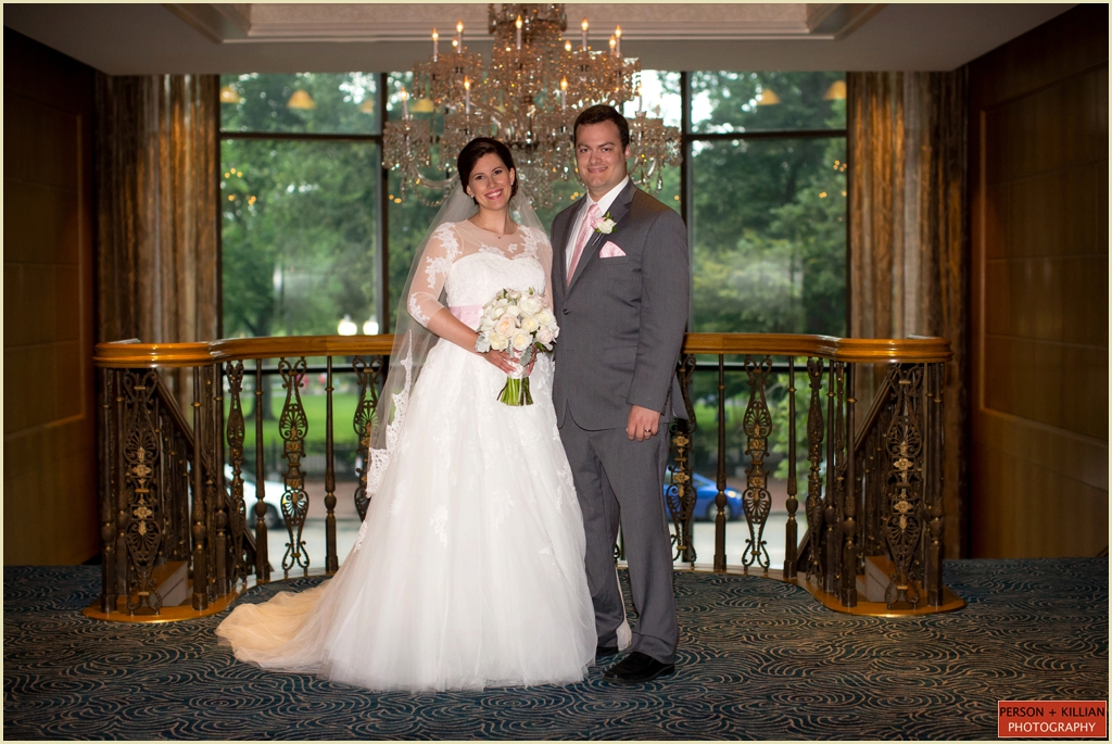 wedding photos at four seasons boston