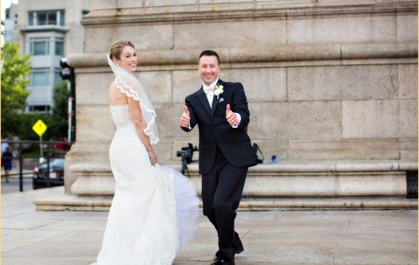 A Classic Fairmont Copley Plaza Wedding