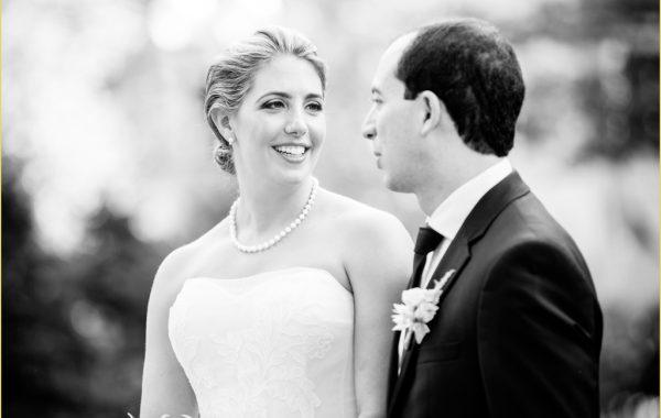 Four Seasons Hotel Boston Wedding with Marc Hall Design