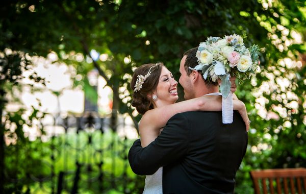 Downtown Boston State Room Wedding with Janie Haas Events