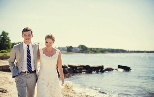 Tented New England Summer Cape Cod Wedding