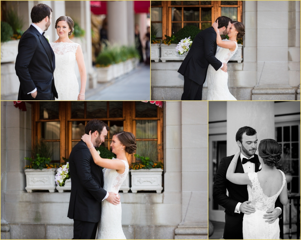 Fairmont Copley Plaza Boston Wedding of Lauren and John with Rafanelli Events