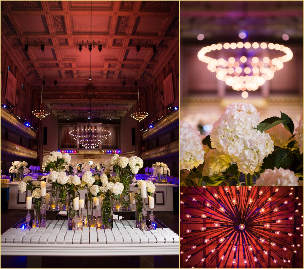 boston symphony orchestra Rafanelli Events Wedding Decor Port Lighting Winston Flowers