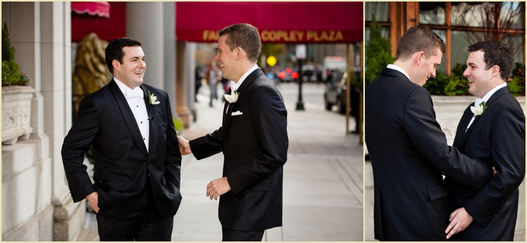 the-catered-affair-boston-public-library-wedding-photography-first-look-grooms-fairmont-copley-plaza