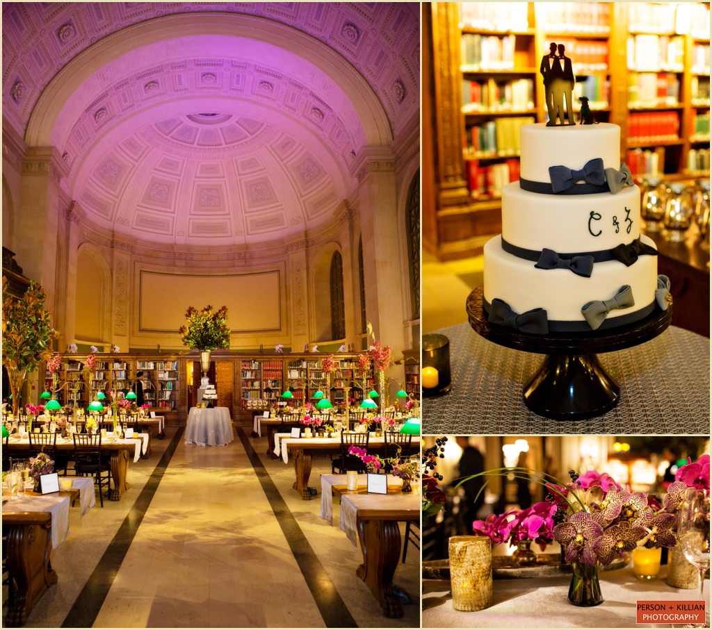 the-catered-affair-boston-public-library-photography-classic-wedding-cake-Winston-flowers-SBL-lighting