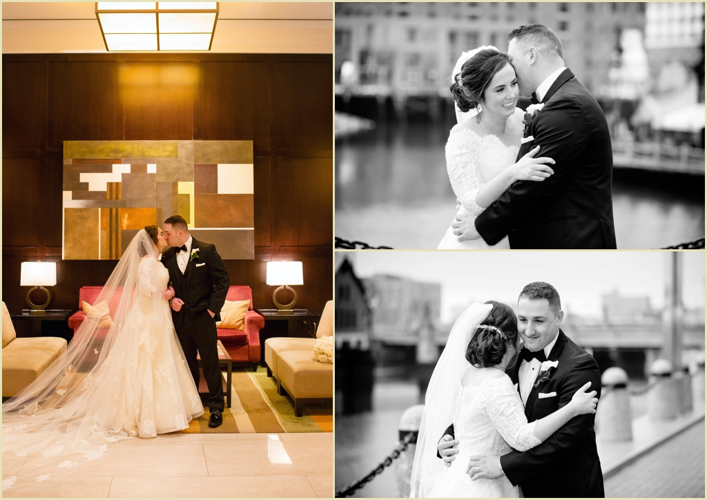 Beautiful Venue Hotel Boston Wedding Dress Custom Made By Daniel Faucher Couture Hairmakeup Pura Vida Salon U Stephanie Ward And Sue Mcdonald With