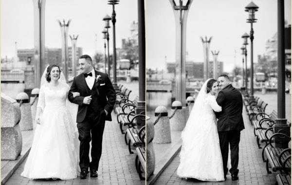 InterContinental Hotel Boston Spring Wedding
