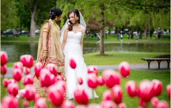 Taj Boston Spring Wedding - A Jewish and Hindu Multicultural Celebration