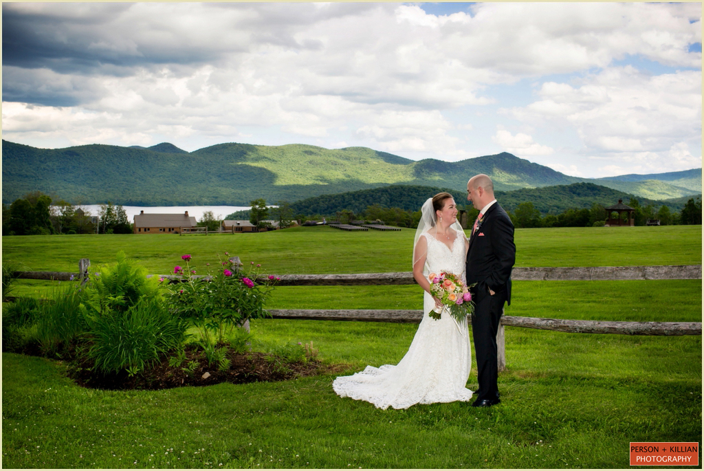 Destination Wedding in Vermont - Mountain Top Inn - New England Wedding Locations