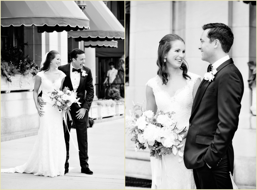 Boston Wedding Photography Copley Square