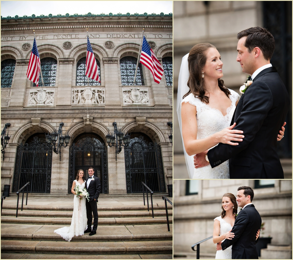 Boston Wedding Venue Copley Square
