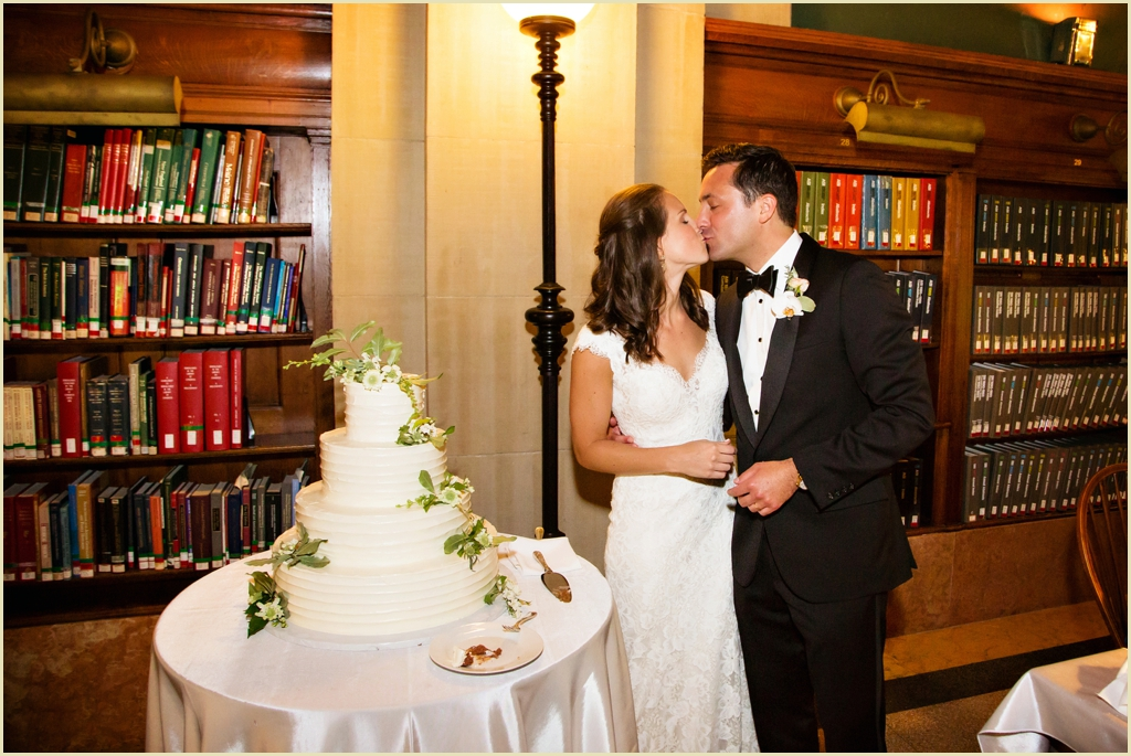 Boston Public Library Wedding Photography