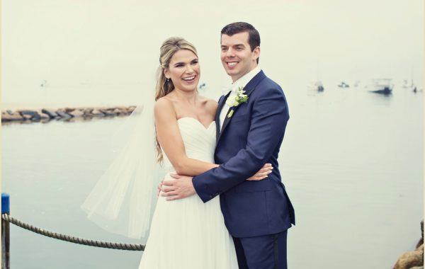 Cape Cod Summer Wedding at Wychmere Beach Club with Longwood Events