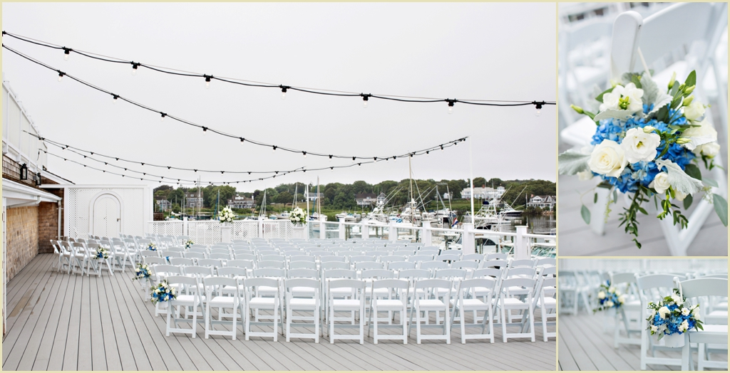 Wychmere Beach Club Wedding