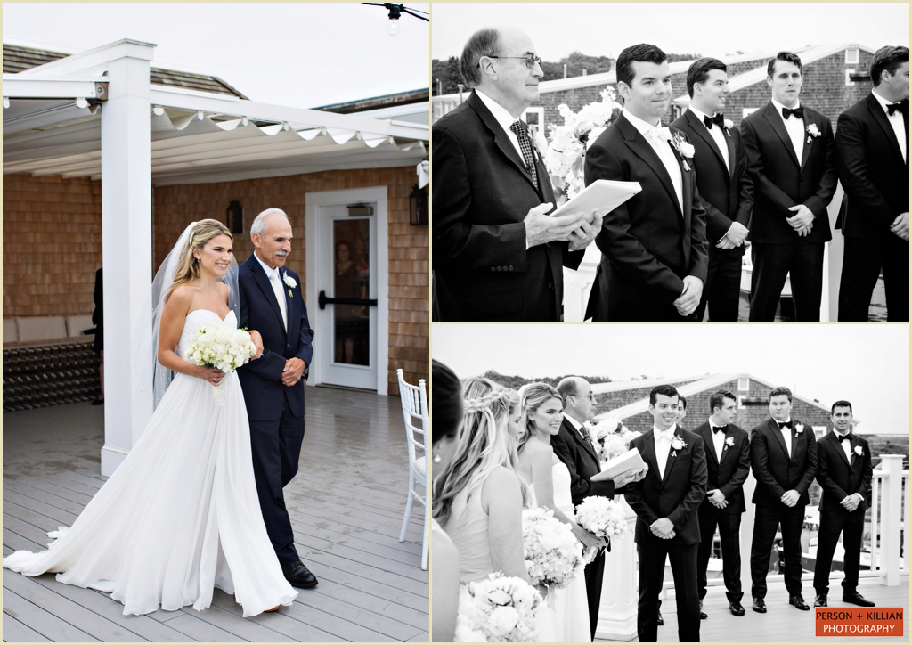 Cape Cod Wedding Venue Wychmere Beach Club