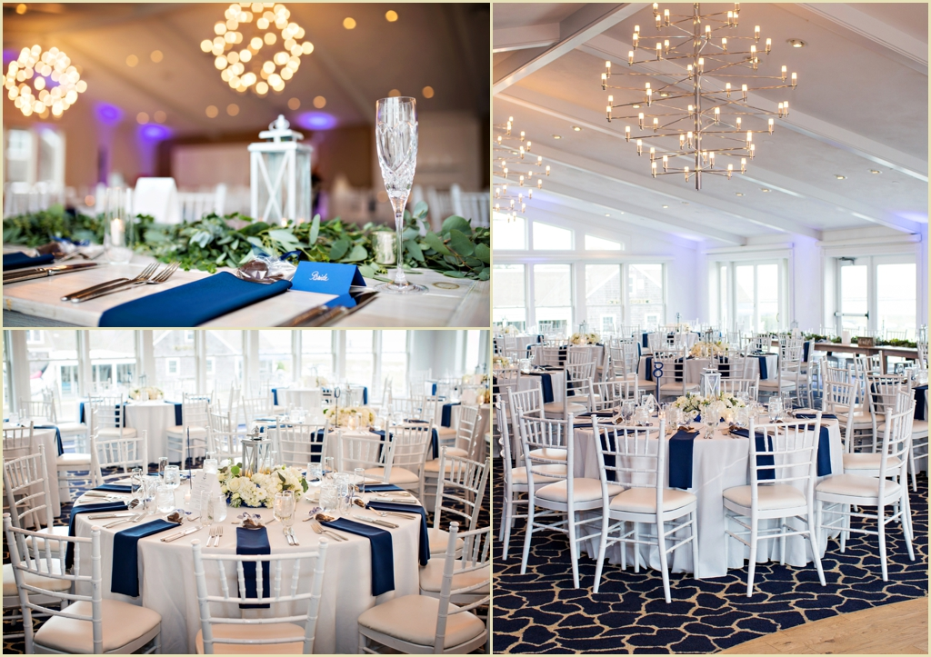 Wychmere Beach Club Wedding Reception