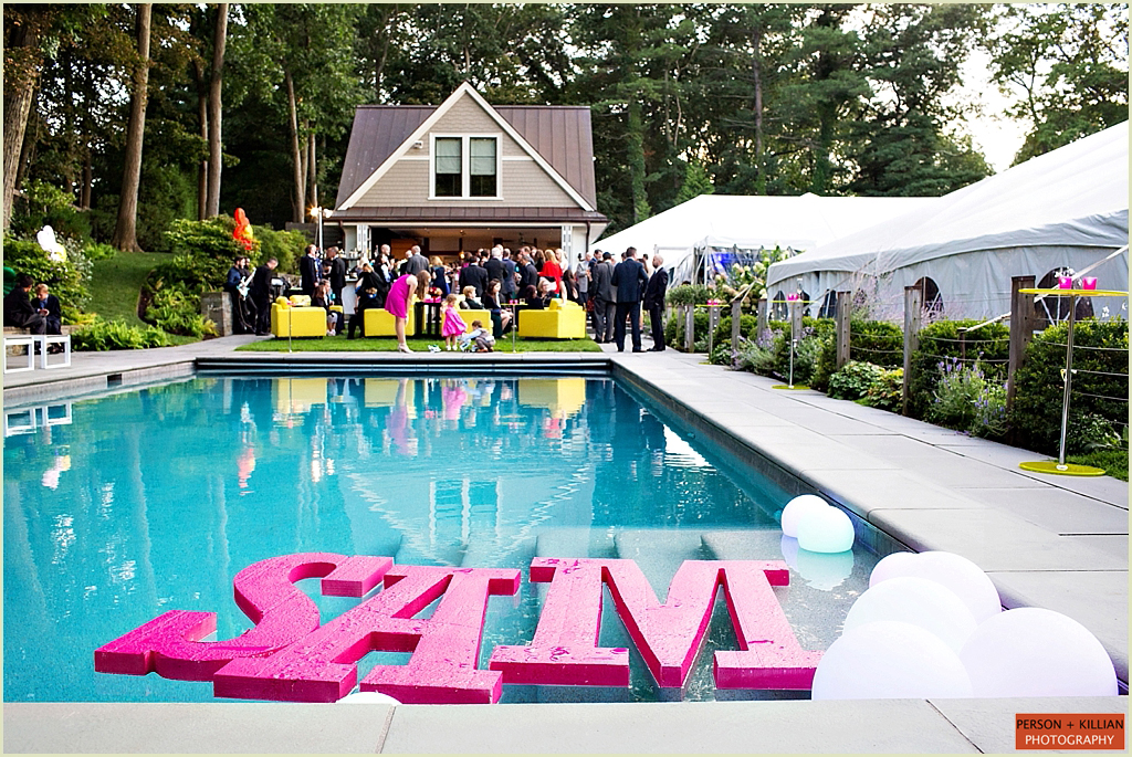 Summer Poolside Bat Mitzvah