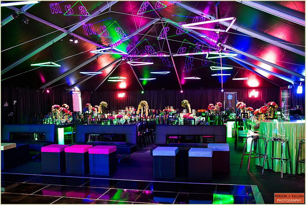 Neon Bat Mitzvah Jodi Raphael Events