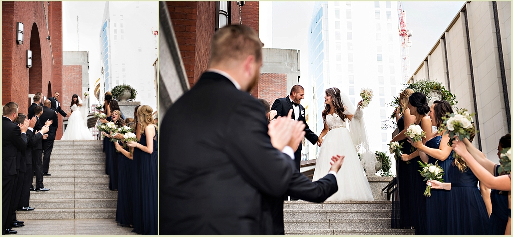 Back Bay Boston Wedding
