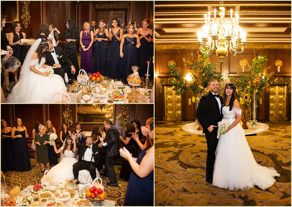 Omni Parker House Wedding Ceremony