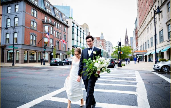 A Classic and Traditional Taj Boston Wedding