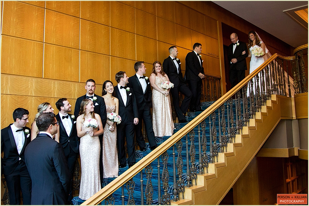 Four Seasons Boston Wedding First Look