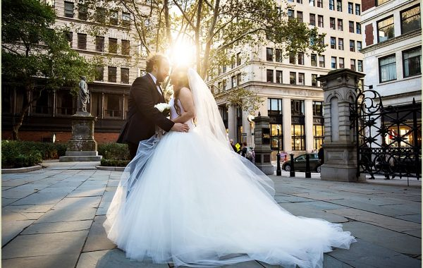 Boston Fall Wedding at the Omni Parker House