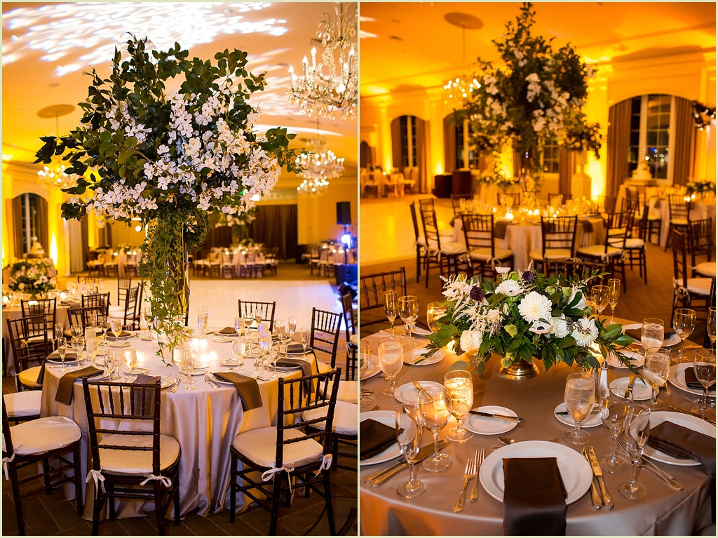 Omni Parker House Boston Ballroom Wedding