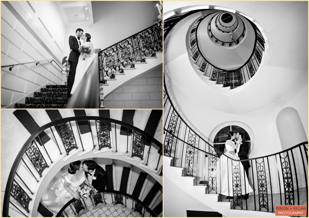 Hampshire House Boston Wedding
