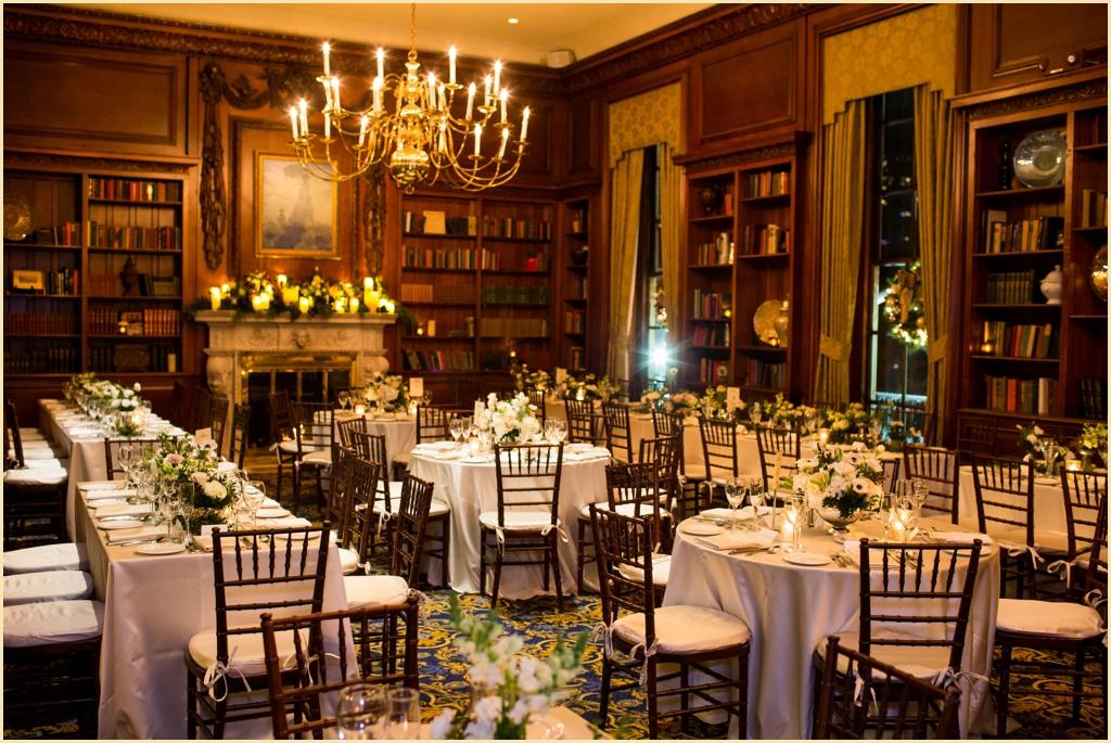 Boston Winter Wedding At The Taj Boston And Hampshire House