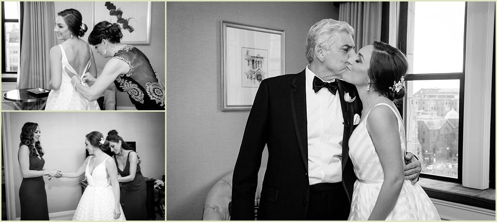 Fairmont Copley Boston Wedding