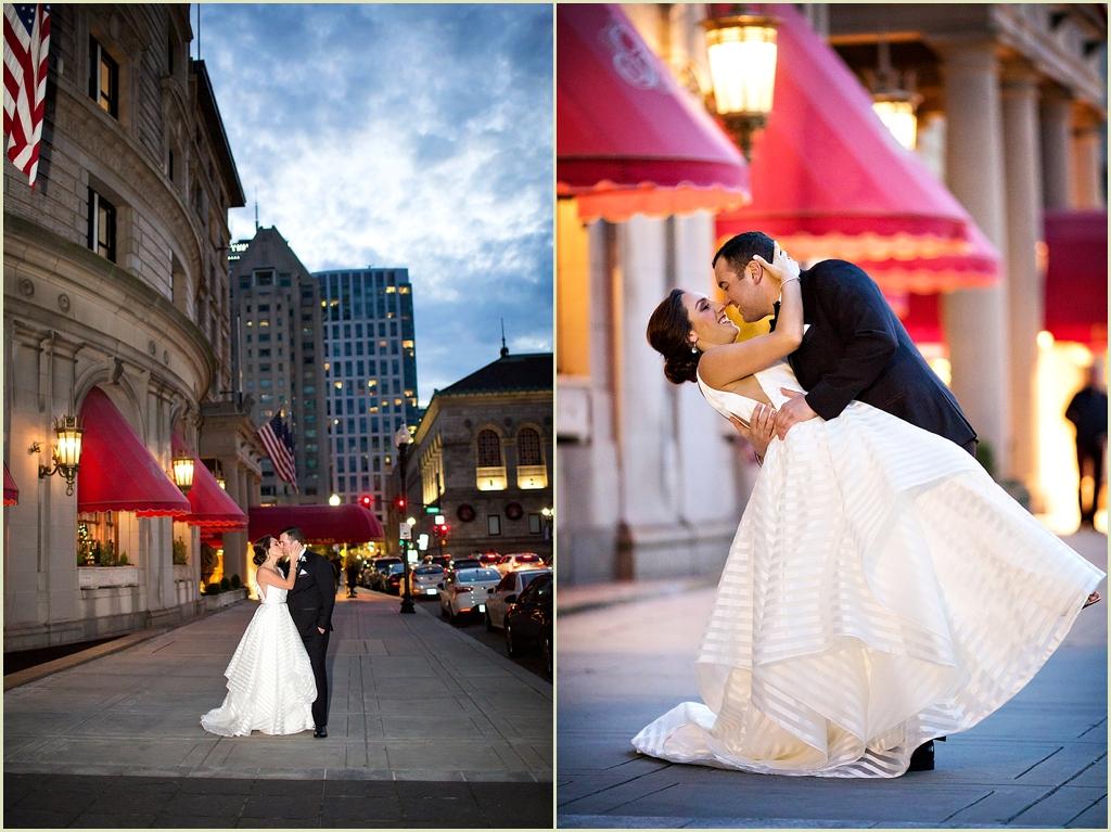 Fairmont Copley Plaza Boston Wedding