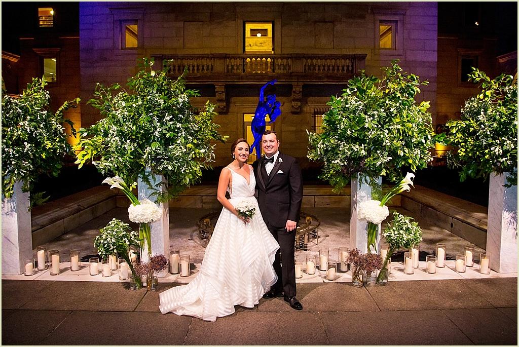 BPL Courtyard Boston Wedding