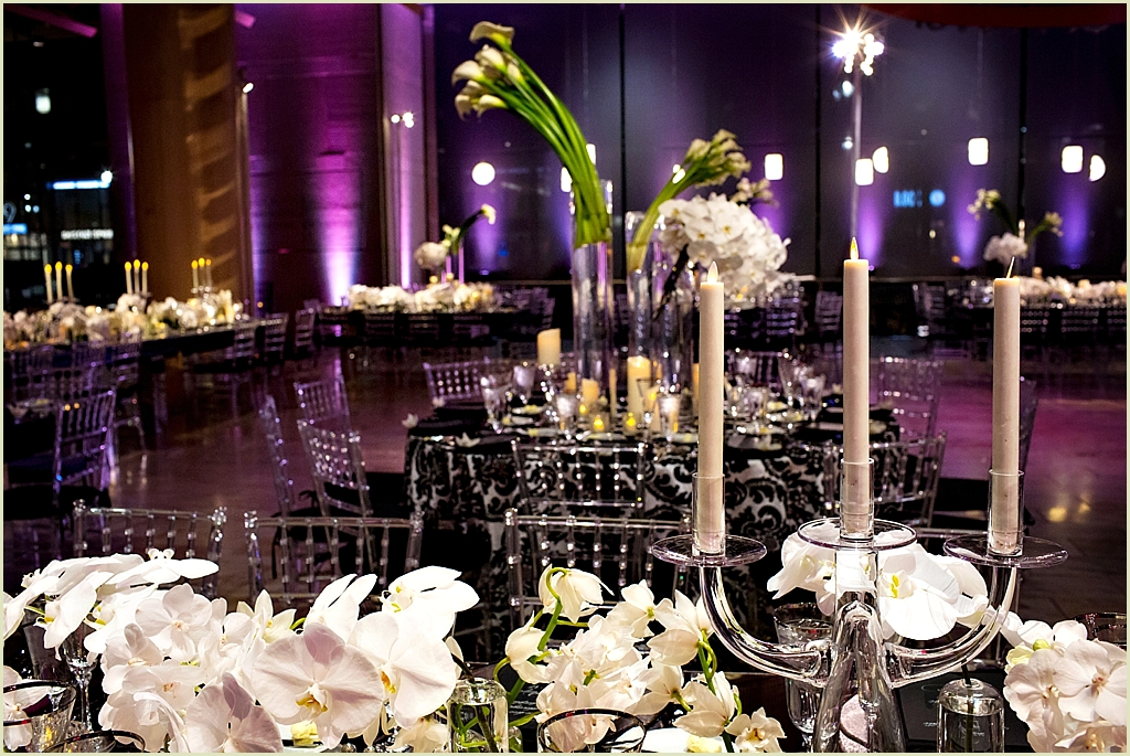 Modern Wedding Boston BPL Boylston Hall