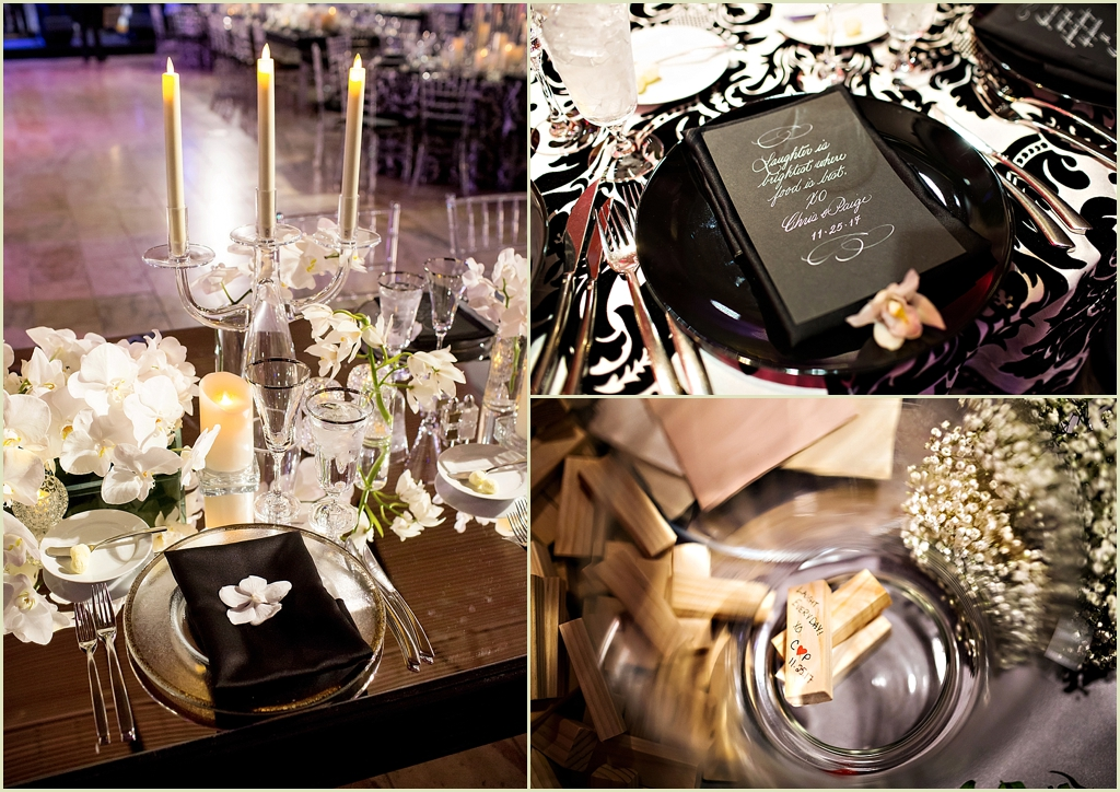 BPL Catered Affair Wedding Boylston Hall