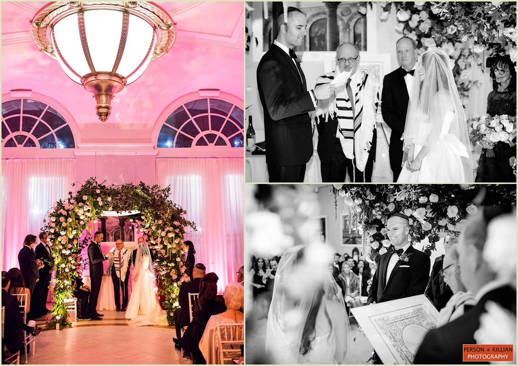 Boston Public Library Marc Hall Design Wedding