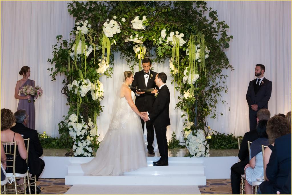 Four Seasons Hotel Boston Wedding Marc Hall