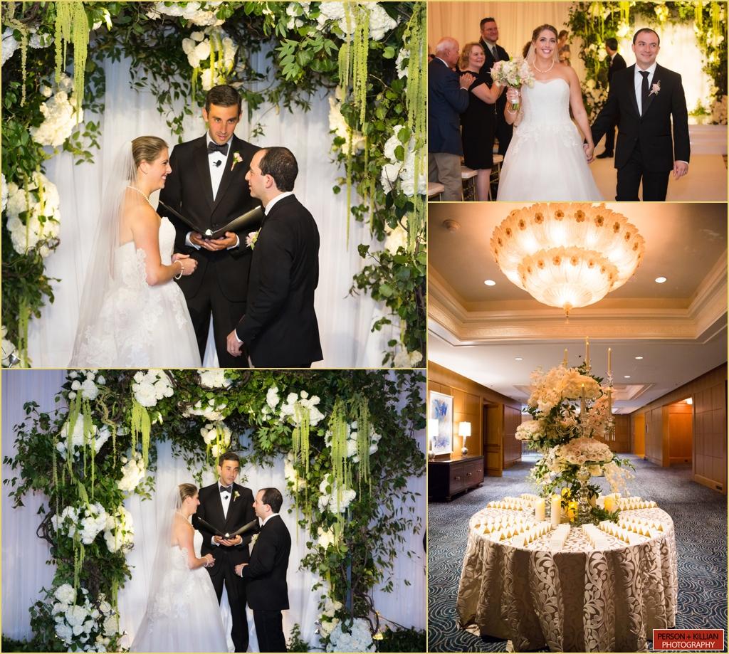Four Seasons Hotel Boston Wedding Photography