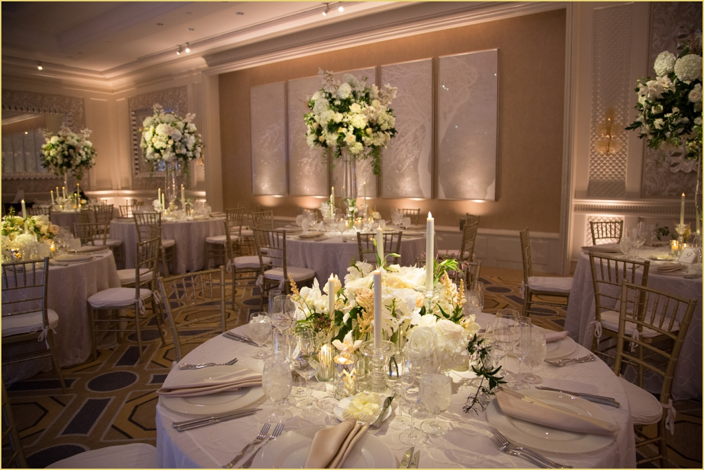 Marc Hall Design Four Seasons Boston Wedding