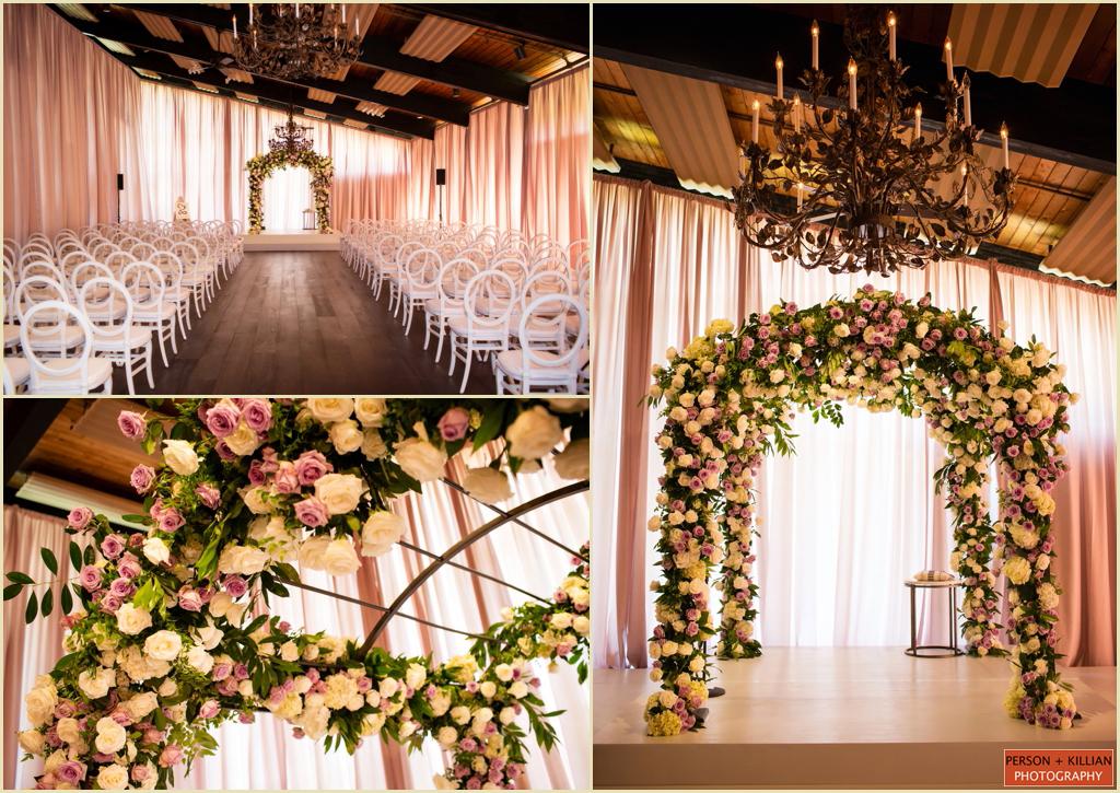 Cape Club of Sharon Wedding Marc Hall