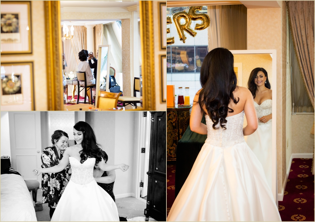Langham Hotel Boston Wedding