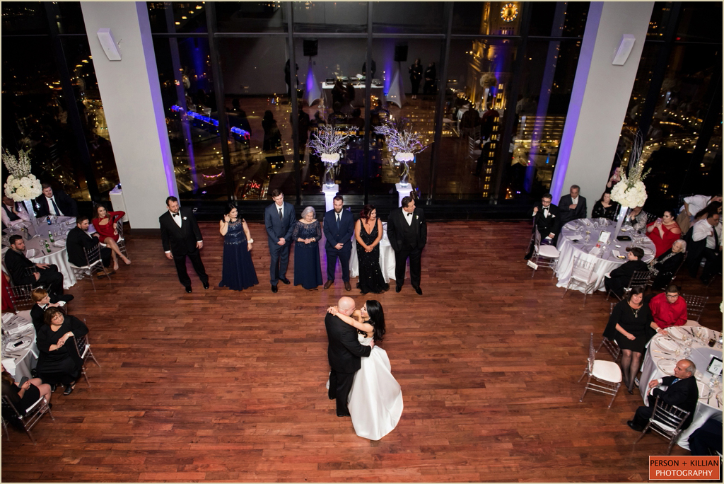 State Room Boston Wedding Photographer