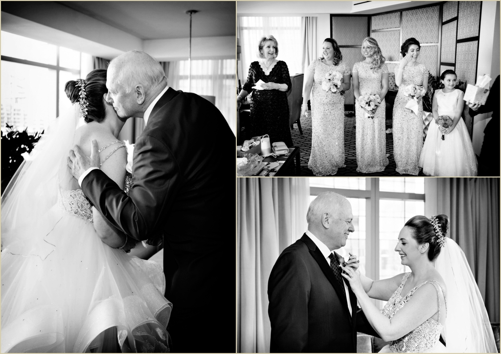 InterContinental Boston Spring Wedding