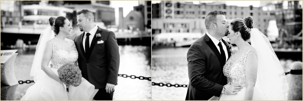 InterContinental Boston Waterfront Wedding