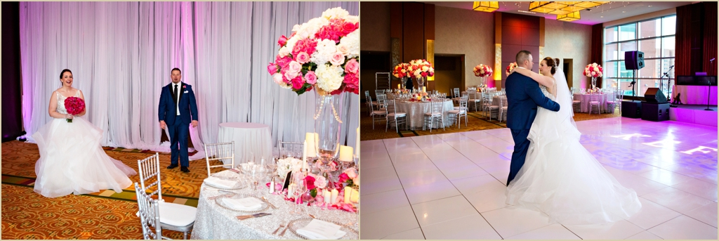 Spring Wedding InterContinental Boston