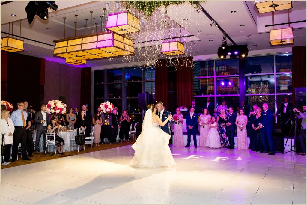Spring Wedding Photography InterContinental Boston