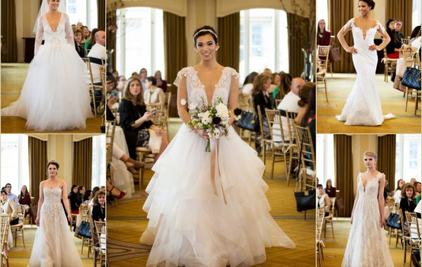 Omni Parker House Bridal Brunch and Fashion Show with Boston Weddings Magazine