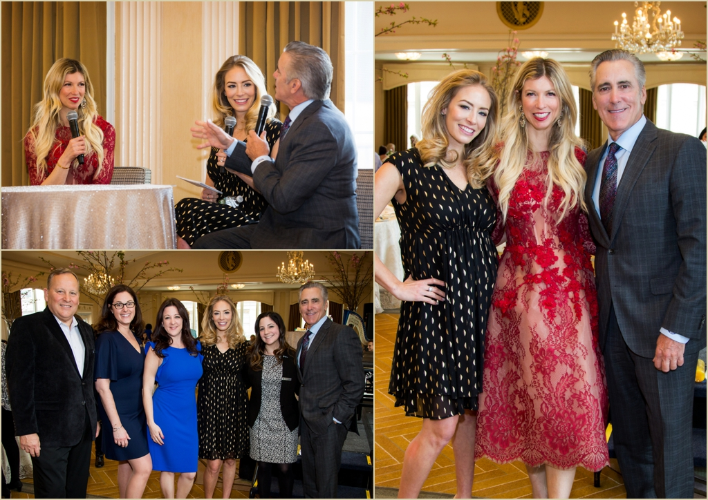 Omni Parker House Boston Bridal Brunch and Fashion Show Jenny Johnson Billy Costa Francesca Mills Boston Magazine